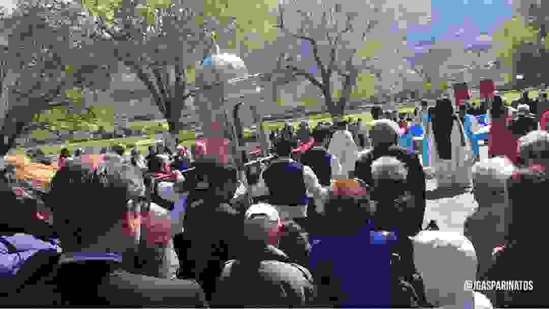 ΟΜΑΛΑ: ΛΙΤΑΝΕΙΑ ΤΟΥ ΙΕΡΟΥ ΣΚΗΝΩΜΑΤΟΣ ΤΟΥ ΑΓΙΟΥ ΓΕΡΑΣΙΜΟΥ (ΦΩΤΟ & ΒΙΝΤΕΟ)