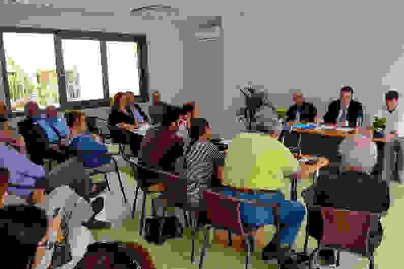Γραφεία σε μόνιμη βάση μετά από 10 χρόνια για την τοπική ΝΔ-Μεγάλη επιτυχία για τον Κατσιγιάννη