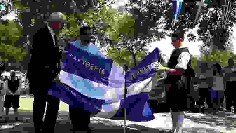 """""""Το Ριφόρτσο"""" στις εκδηλώσεις μνήμης για τη μάχη του Λάλα"""