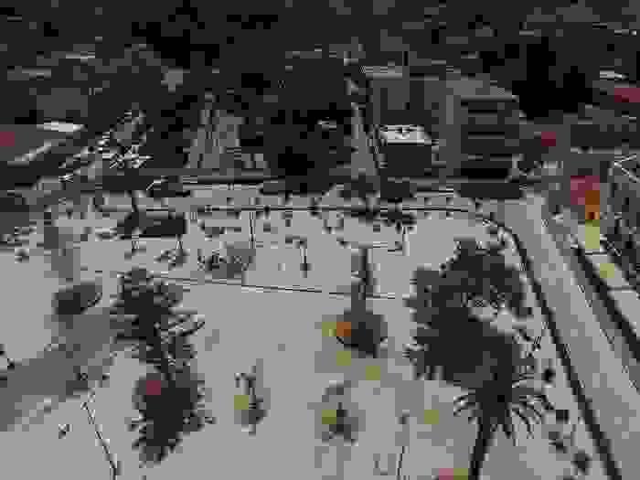 ΙΣΤΟΡΙΚΟ ΚΕΝΤΡΟ ΑΡΓΟΣΤΟΛΙΟΥ: ΣΤΗΝ ΤΕΛΙΚΗ ΕΥΘΕΙΑ ΤΑ ΕΡΓΑ ΑΝΑΠΛΑΣΗΣ (ΕΙΚΟΝΕΣ & ΒΙΝΤΕΟ)