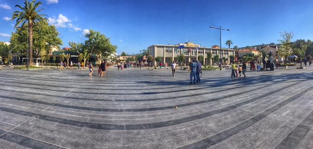 Η νέα πλατεία Αργοστολίου είναι γεγονός!