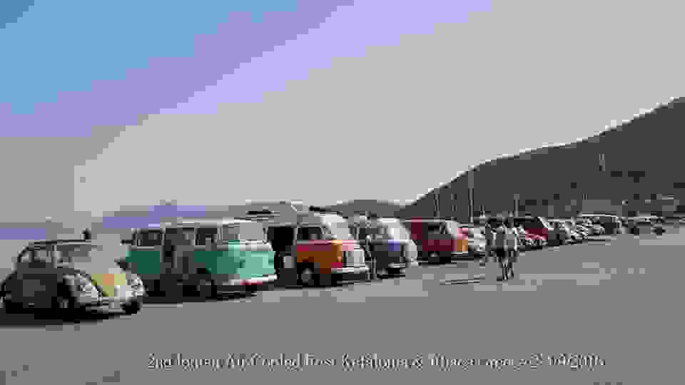 3ημερη συνάντηση κλασικών VW