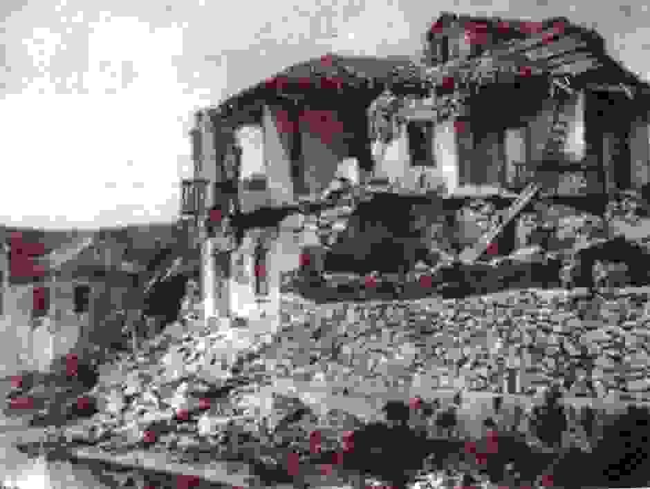 150 Χρόνια από το σεισμό του 1867 στην Παλική