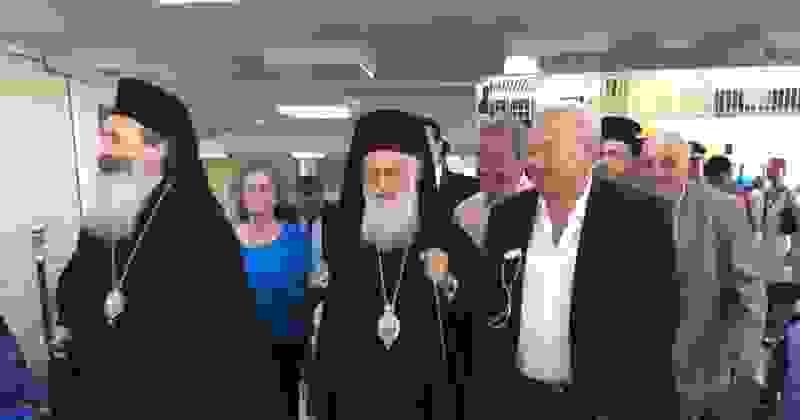 Στη Κεφαλονιά ο Αρχιεπίσκοπος Αναστάσιος –Θερμή υποδοχή και συγκίνηση [εικόνες]