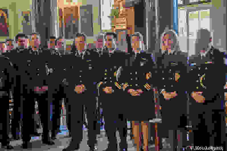 Εορτάστηκε η Ημέρα της Αστυνομίας και του προστάτη του Σώματος Αγίου Αρτεμίου στο Αργοστόλι