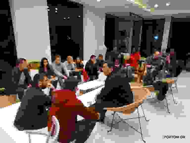 ΕΠΙΜΕΛΗΤΗΡΙΟ: ΟΙ ΥΠΟΨΗΦΙΟΙ ΤΟΥ ΣΠΥΡΟΥ ΓΑΣΠΑΡΙΝΑΤΟΥ(ΟΝΟΜΑΤΑ-ΛΙΣΤΑ)