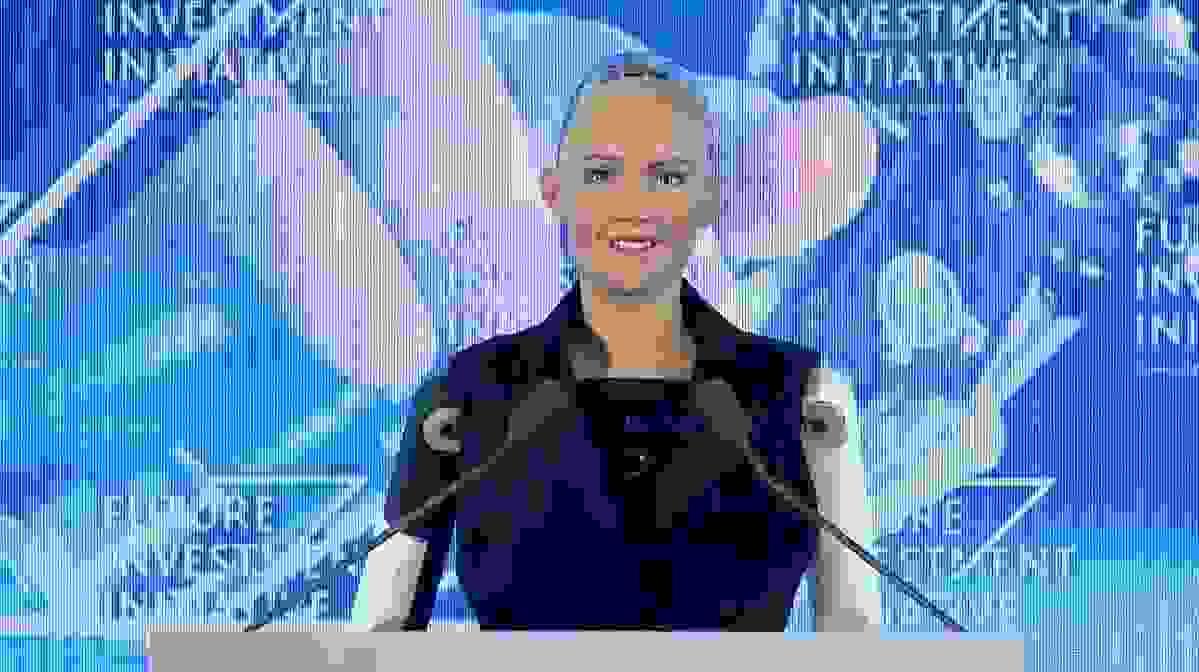 Ιδού η Σοφία- Το πρώτο ρομπότ που απέκτησε ιθαγένεια και έγινε ανθρωποειδής πολίτης (δίνει και συνέντευξη!)