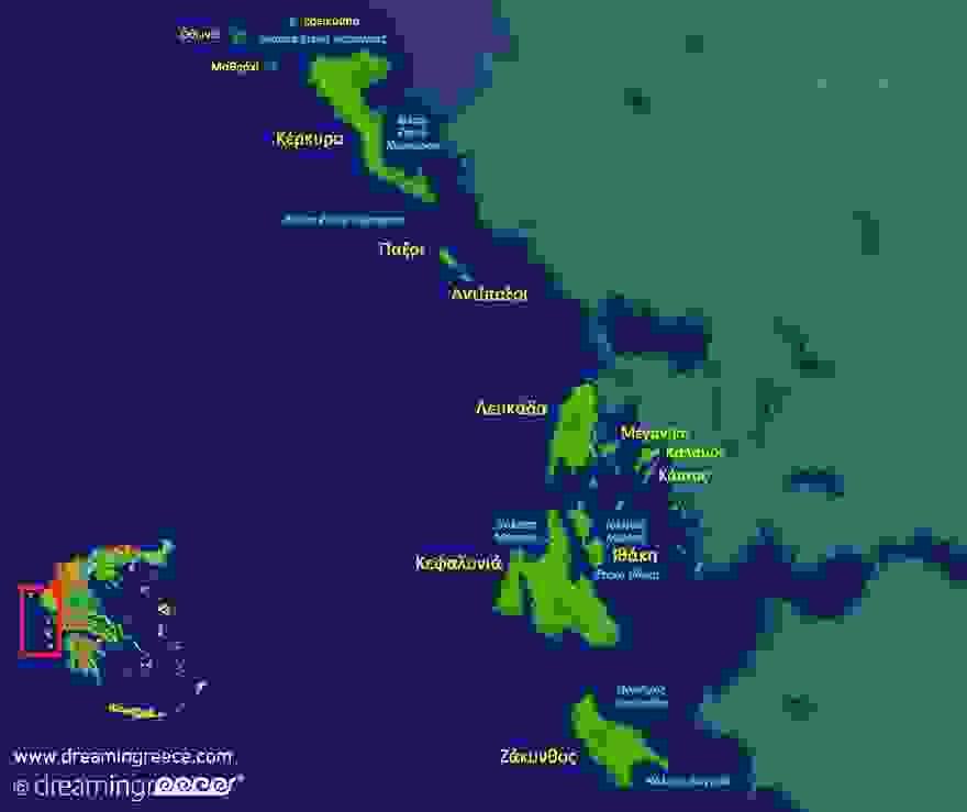 Στις 5 Φεβρουαρίου, «κληρώνει» για την ακτοπλοϊκή γραμμή που θα ενώνει τα Ιόνια Νησιά