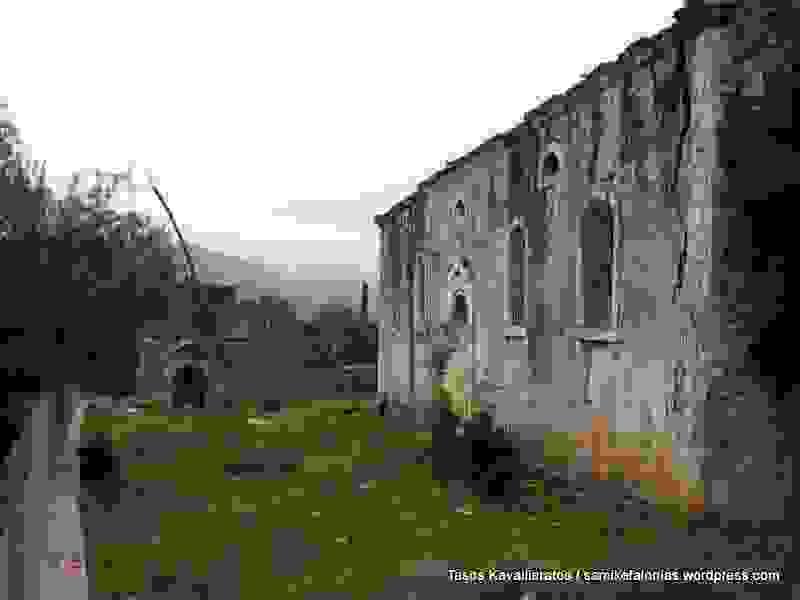 Παλιά Βλαχάτα: Ένα μνημείο… εκπέμπει Sos!(εικόνες)
