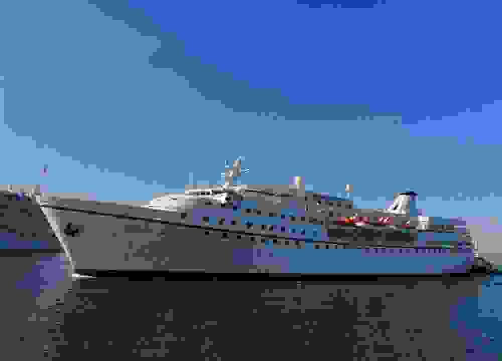 Αργοστόλι: Έρχεται το Ocean Majesty τον Οκτώβρη του 2019