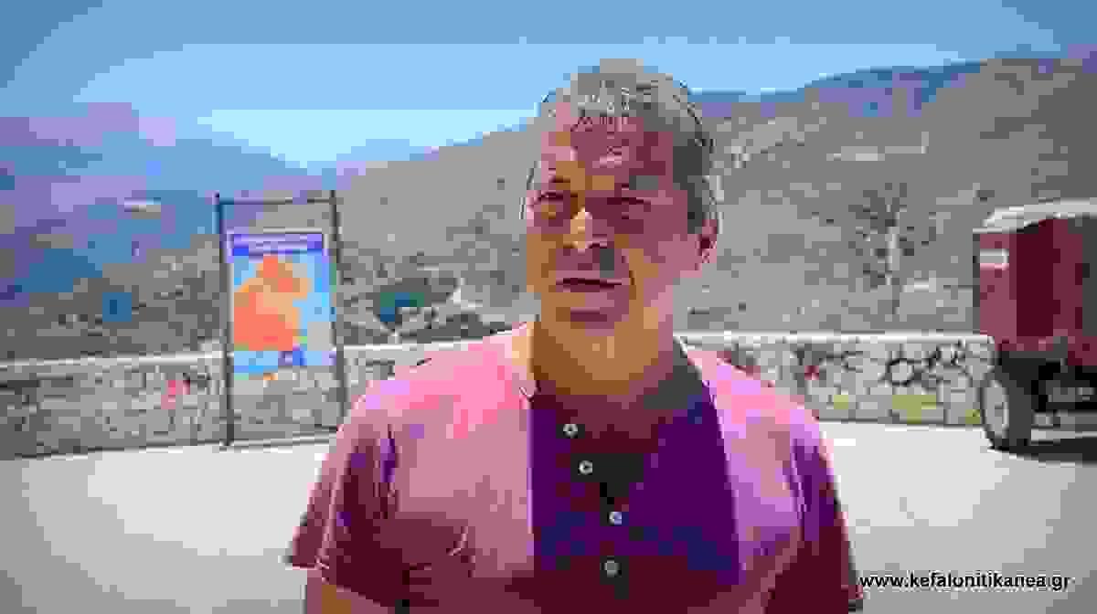 Δρακουλόγκωνας: Θέλω αλλά… δεν βλέπω τη διάσπαση του Δήμου Κεφαλονιάς