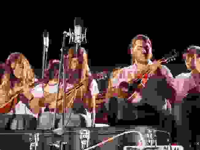 Εντυπωσίασε η Χορωδία Αργοστολίου στο αφιέρωμα στο Βασίλη Μουντάκη (εικόνες+βίντεο)
