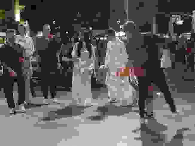 Με επιτυχία στην πλατεία Αργοστολίου η Veggera του Κοσμά Κρούσσου (εικόνες)