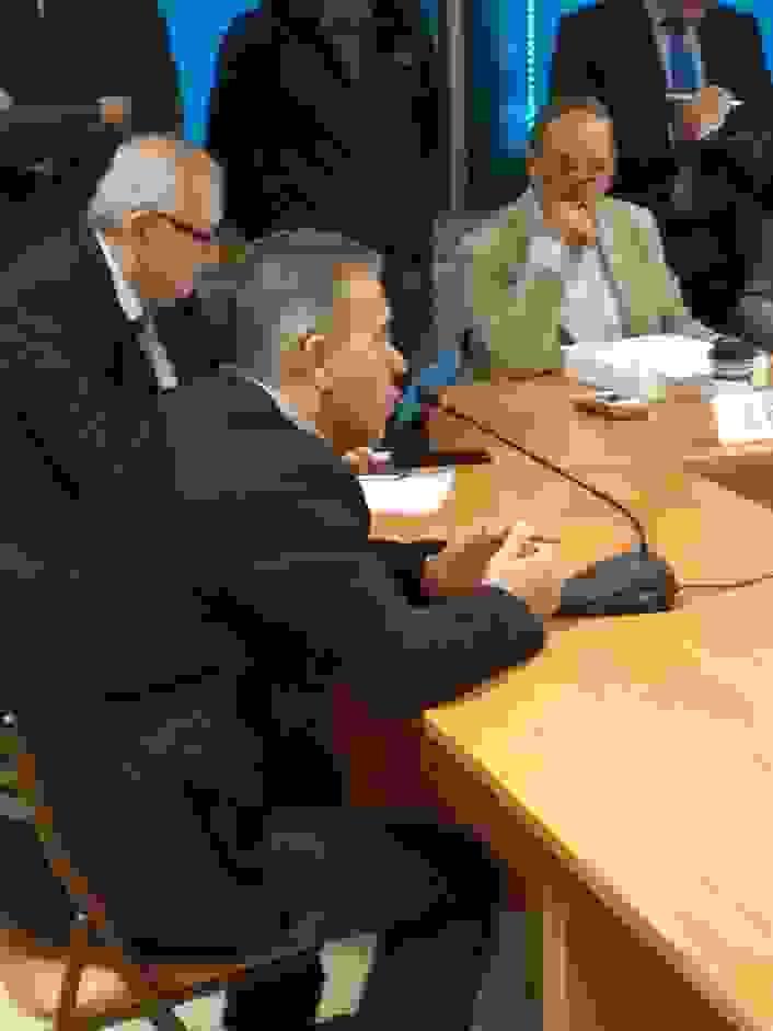 Στανίτσας για γραμμή Πάτρα-Σάμη-Ιθάκη: Συνεχίζεται η διαβούλευση, έρχεται η προκήρυξη