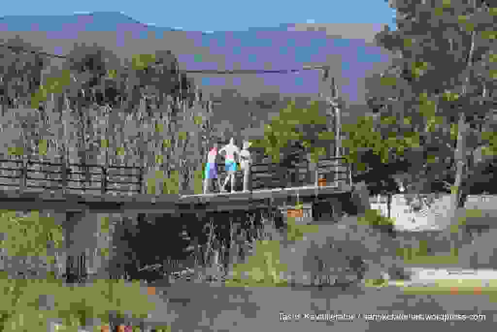 Κάτι αρχίζει να «κινείται» στο θέμα της πεζογέφυρας, Σάμης – Καραβομύλου