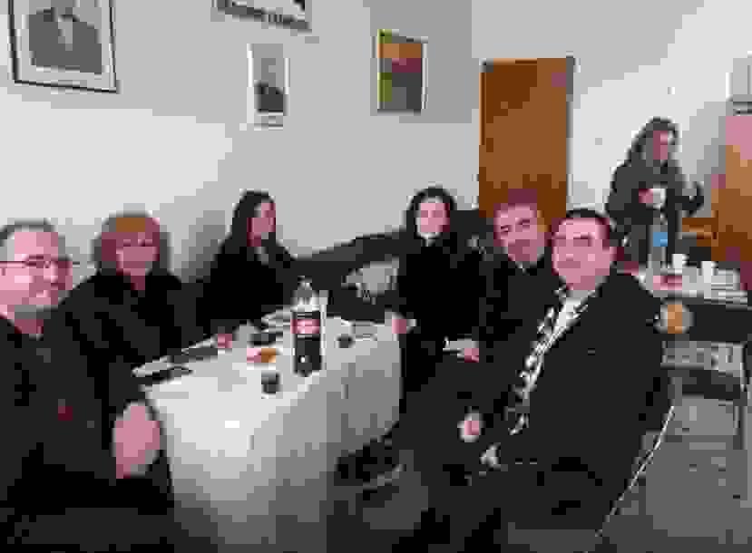 Η κοπή της πίτας του Πολιτιστικού Συλλόγου Πουλάτων (εικόνες)
