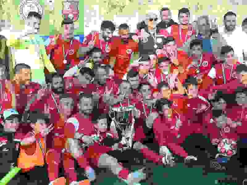 Κυπελλούχος για δεύτερη σερί χρονιά ο Παλληξουριακός -Επικράτησε με 6 – 0 του Πυλαριακού στο ανακαινισμένο γήπεδο Αργοστολίου [εικόνες]