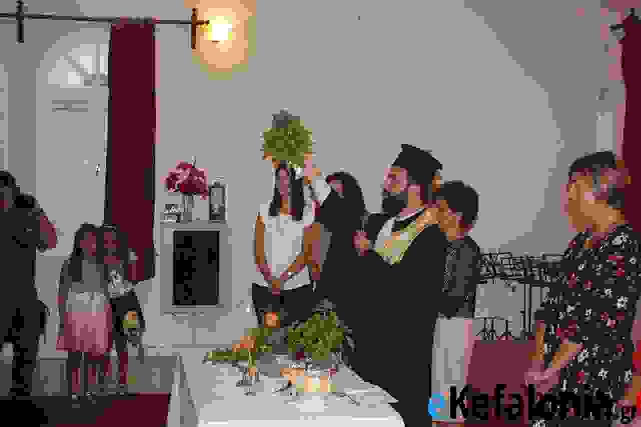 Αγιασμός στο Λύκειο Ελληνίδων παράρτημα Αργοστολίου ενόψει της νέας Λυκειακής Χρονιάς [εικόνες]