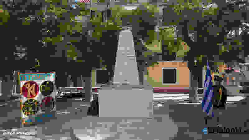 Η «Τετράπολις» τίμησε τους νεκρούς της Ναυμαχίας της Ναυπάκτου [εικόνες +βίντεο]