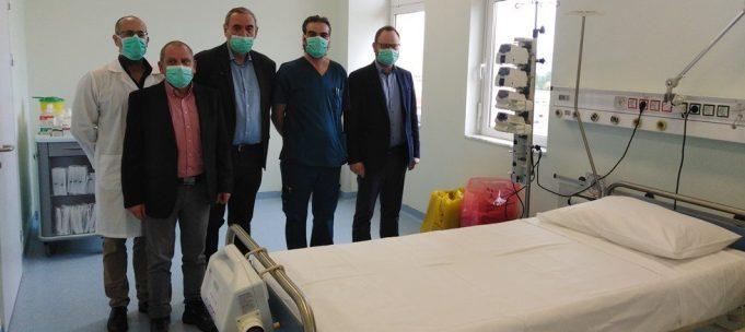 Άνοιξε η ΜΕΘ στη Ζάκυνθο: Θωρακίζεται το νησί εν μέσω πανδημίας –Το μήνυμα του Βουλευτή [εικόνες]