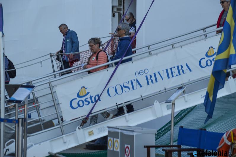 Κρουαζιέρα: Η Costa αναστέλλει τις κρουαζιέρες στη Μεσόγειο
