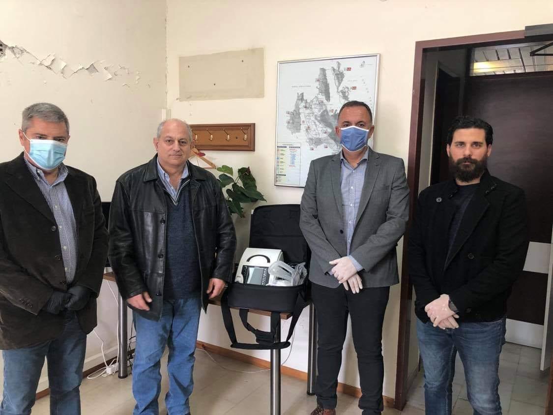 Ο Δικηγορικός Σύλλογος προχώρησε σε μια πολύ σημαντική δωρεά στο νοσοκομείο Κεφαλονιάς