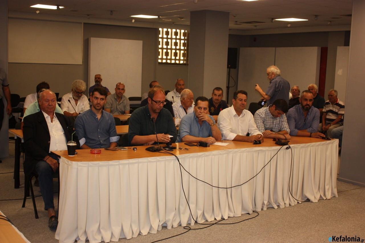8 +1 προτάσεις προτάσεις της «Ισχυρής Κεφαλονιάς» στο αυριανό έκτακτο Δημοτικό Συμβούλιο για την αντιμετώπιση του κορωνοϊού