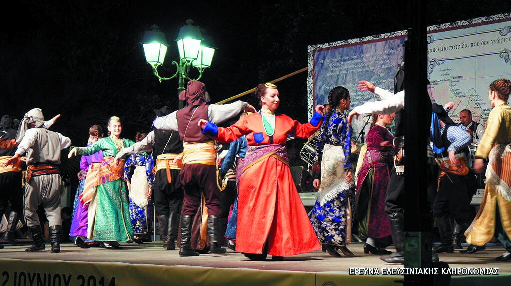 200 XΡΟΝΙΑ ΙΣΤΟΡΙΑ – Ποντιακοί χοροί: Η συνέχεια της ελληνικής παράδοσης