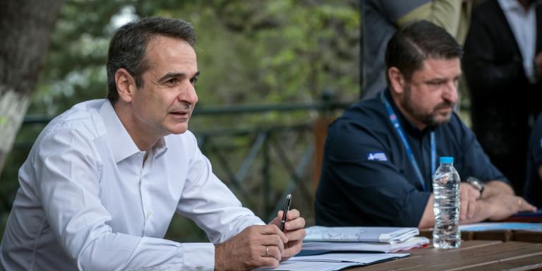 ΕΚΤΑΚΤΟ: Με εντολή Πρωθυπουργού ο Νίκος Χαρδαλιάς στην Κεφαλονιά