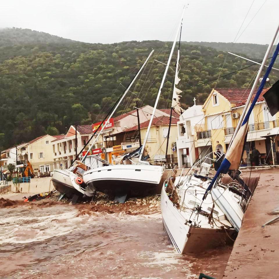 Ερώτηση του ΚΚΕ στη Βουλή για τις καταστροφές