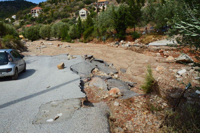 Για 5η ημέρα χωρίς ρεύμα περιοχές του Ληξουριού