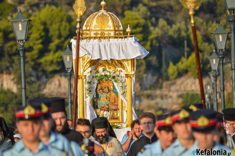 """""""Η Δραπανιώτισσα Κυρά"""": Η καντάδα των Αδελφών Καραβιώτη προς τιμή της σημερινής εορτής"""