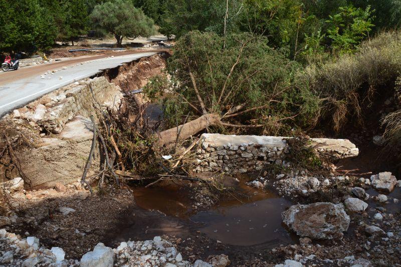 Περιφέρεια: Email για τη διαχείριση αιτημάτων για αποζημιώσεις από τον Κυκλώνα «Ιανό»
