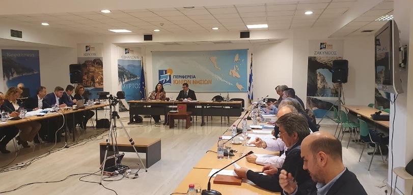 Ποζίδης Παν: Έκτακτη συνεδρίαση Περιφερειακουύ Συμβουλίου