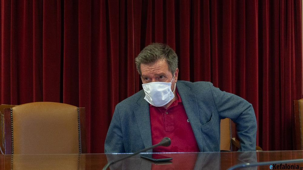 Συνέντευξη τύπου ΚΙΝΑΛ στο Αργοστόλι – Ευθύνες σε κυβέρνηση και αντιπολίτευση για την έλλειψη έργων πρόληψης