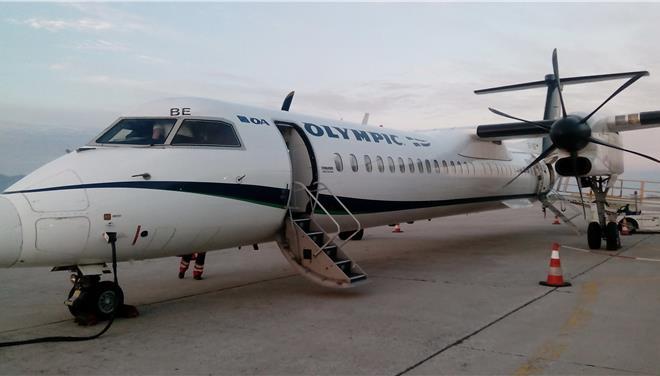 Ακυρώσεις και τροποποιήσεις πτήσεων από την AEGEAN και την Olympic Air