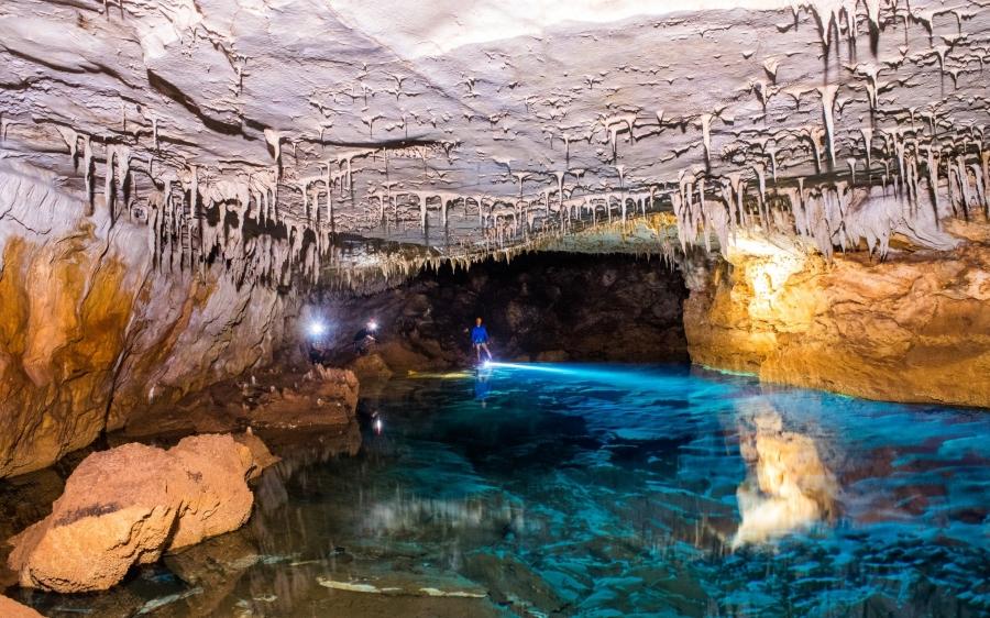 Έως τον προσεχή Σεπτέμβρη η ένταξη του σπηλαίου Αγγαλάκι στο Γεωπάρκο Κεφαλλονιάς Ιθάκης