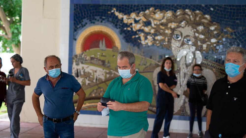 Εργαζόμενοι στο Νοσοκομείο κατά του παραιτηθέντα Διοικητή Φώτη Μεσσάρη