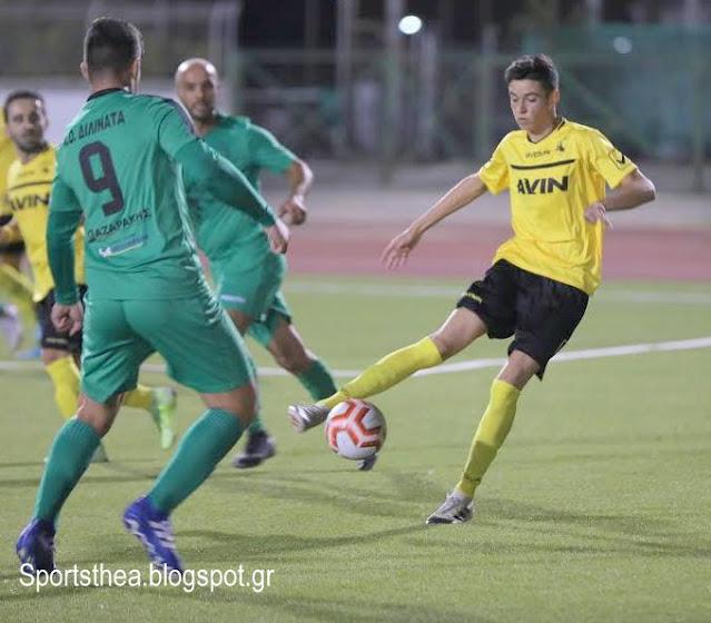 Η ΑΕΚ πήρε το ντέρμπι του Αργοστολίου νικώντας τα Διλινάτα 2 0