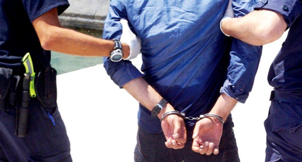 Συνελήφθη 32χρονος Αλβανός για κλοπές