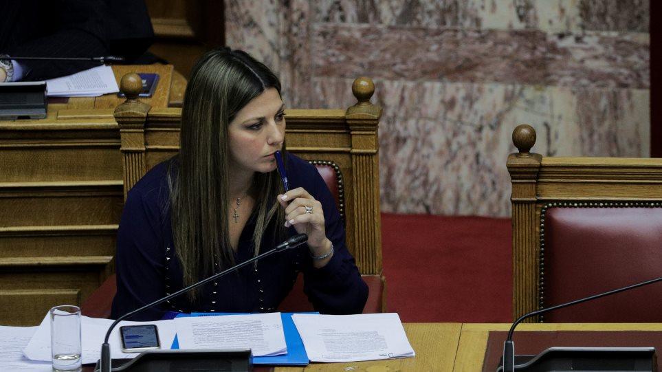 Τι απαντάει η Σοφία Ζαχαράκη για τα προβλήματα επαναλειτουργίας των σχολείων της Κεφαλονιάς