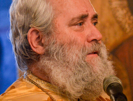 Η επί Γης πορεία του Αγγλικανού Ιερέα -καθηγητή Wayne-Γερασίμου Burke