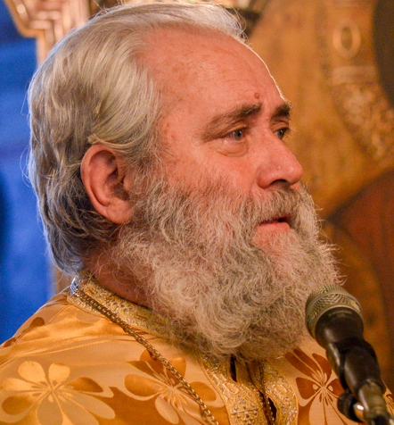Η επί Γης πορεία του Αγγλικανού Ιερέα  καθηγητή Wayne Γερασίμου Burke