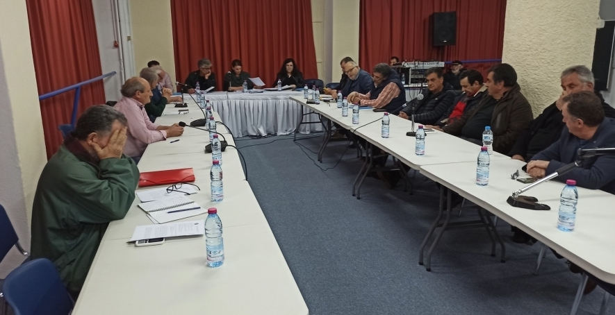 """Σάμη: Απέσυρε ο Μονιάς το θέμα του """"Αναπτυξιακού Οργανισμού"""" από τη συνεδρίαση του Δημ"""