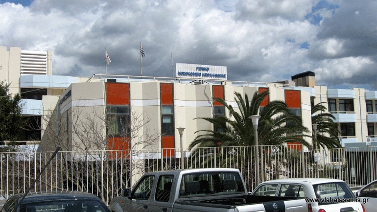 Δύο νέες εισαγωγές ασθενών με κορωνοϊό στο νοσοκομείο Αργοστολίου  Έξι στο σύνολο
