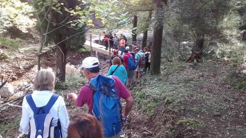 Παρουσίαση Δικτύου Πεζοπορικών Διαδρομών στο Δήμο Αργοστολίου