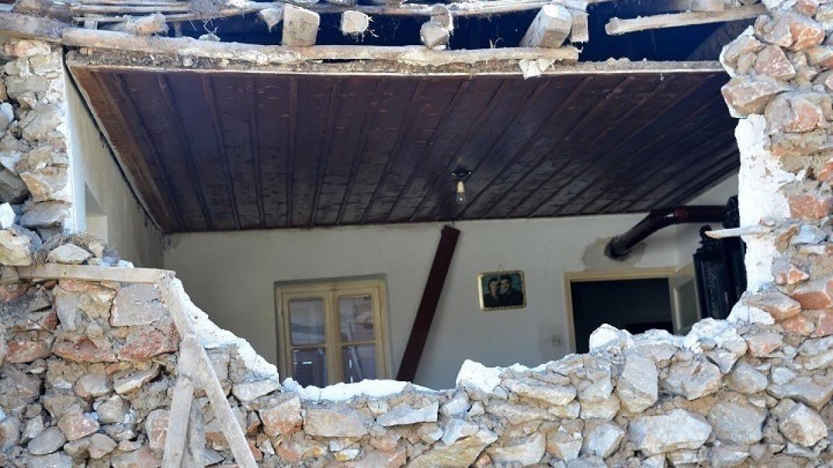 Οι Εθελοντικές Ομάδες Πυλάρου και Ερίσου στο πλευρό των σεισμόπληκτων της Θεσσαλίας