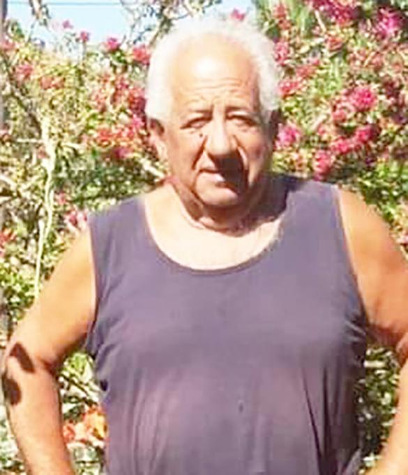 Πέθανε από κορονοϊό ο πρόεδρος του Συλλόγου Δαμουλιανάδων