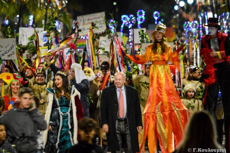 Το καλύτερο Καρναβάλι της Κεφαλονιάς, παρακαλώ.