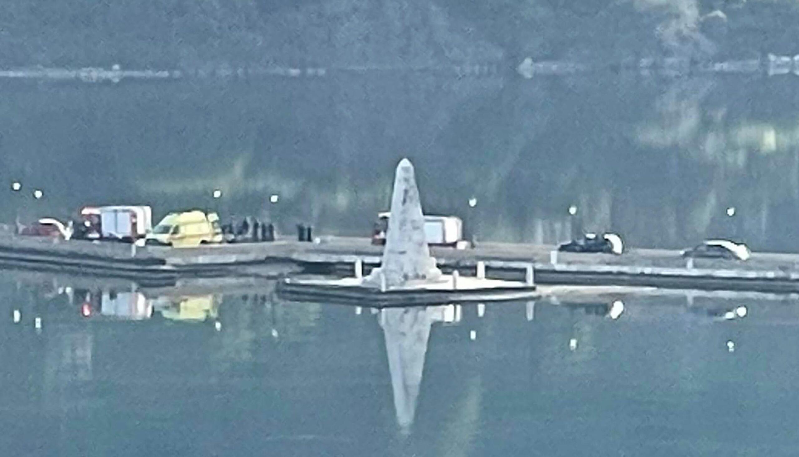 33χρονος Αλβανός ανασύρθηκε νεκρός από τα νερά της Γέφυρας, στο ύψος της Κολώνας